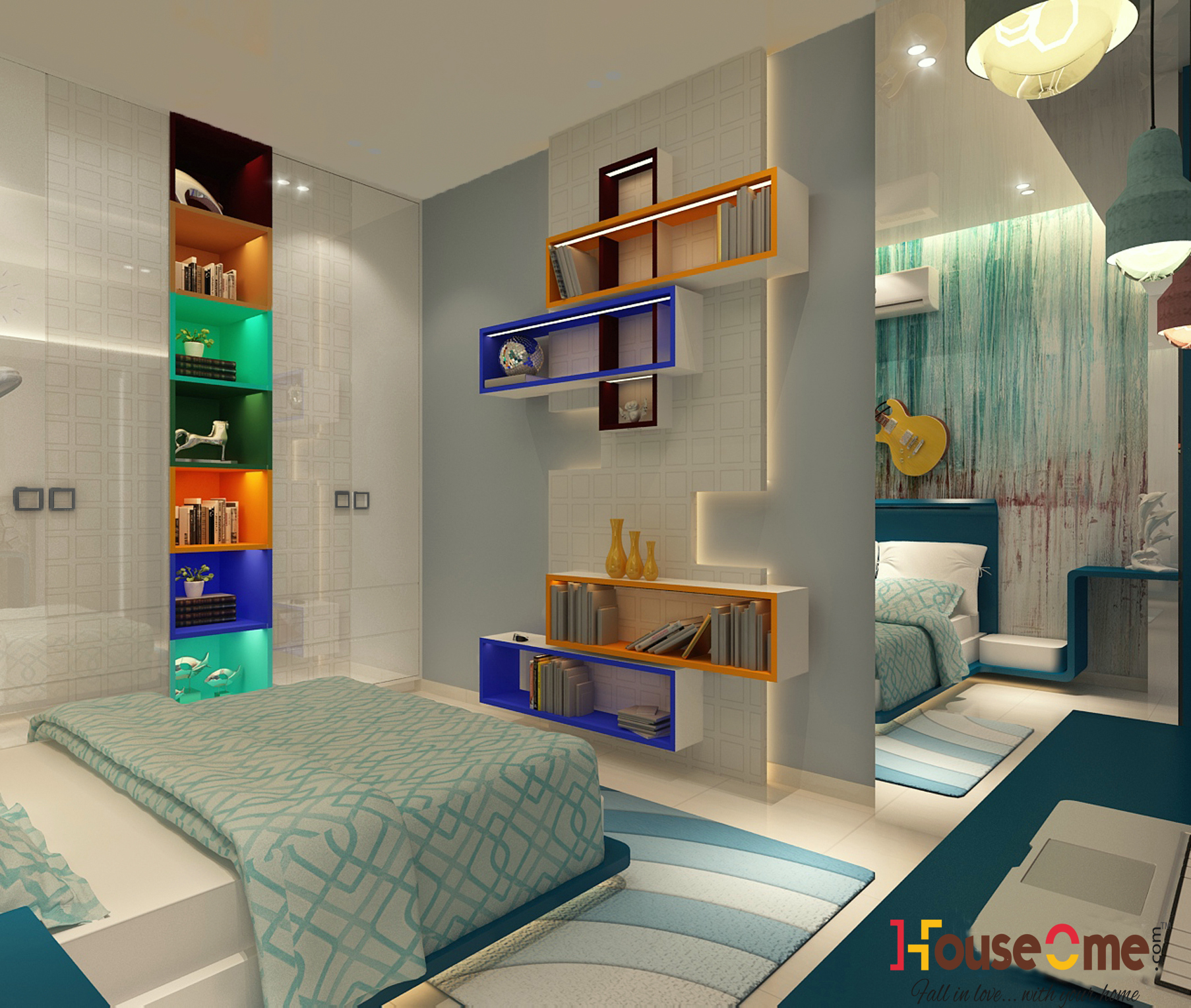 Decorating your childs room is often a tedious task and that is exactly why we are here to help choosing the right colors adding the right amount of