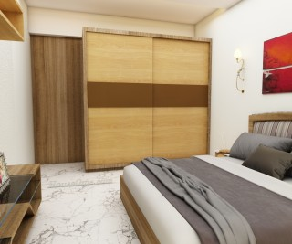 3 BHK - Romell Aether, Goregaon