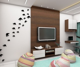 1 BHK - Marina Enclave, Malad